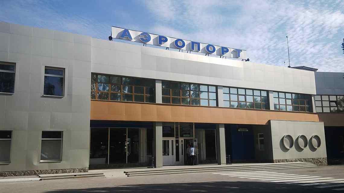Аэропорт «Чебоксары»